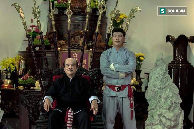 Tổng đàn chủ Vịnh Xuân Nam Anh: Quá nhiều võ sư Việt đang ảo tưởng! - Ảnh 2.