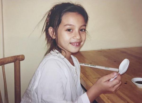 Hình ảnh dễ thương thuở nhỏ của con gái ruột Phi Nhung - Ảnh 4.