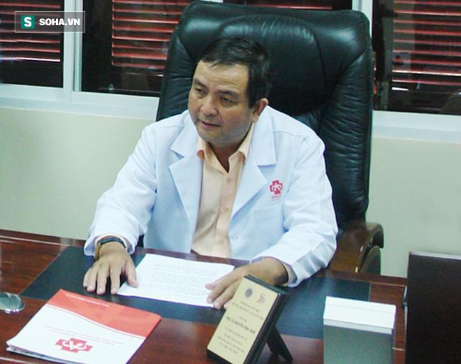 Chuyên gia đầu ngành tim mạch: Có 3 triệu chứng điển hình này cần tới viện ngay lập tức - Ảnh 1.