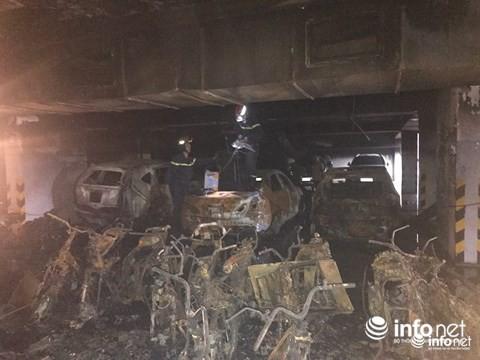 TP.HCM: 13 thi thể trong vụ cháy chung cư Carina đã bàn giao về cho gia đình - Ảnh 4.