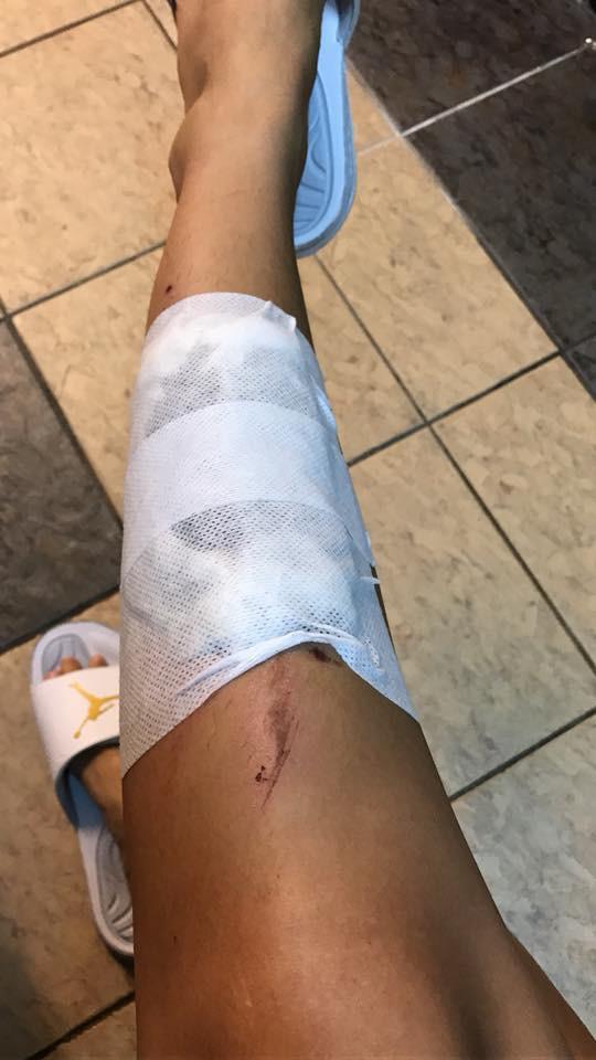 Bị bạn trai đánh đập, nữ DJ nổi tiếng livestream cầu cứu - Ảnh 5.