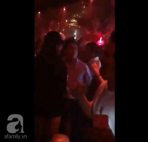 Phía Kỳ Duyên lên tiếng về clip nhảy ở quán bar cùng bác sĩ Chiêm Quốc Thái - Ảnh 2.