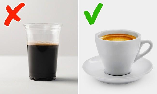 11 sai lầm bạn buộc phải tránh nếu muốn thưởng thức được một ly cà phê đúng chuẩn - Ảnh 6.
