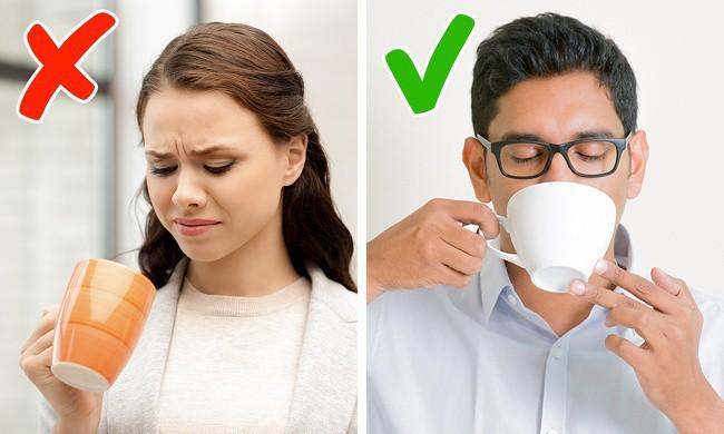 11 sai lầm bạn buộc phải tránh nếu muốn thưởng thức được một ly cà phê đúng chuẩn - Ảnh 8.