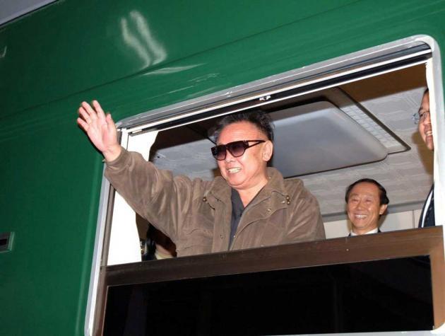 Vì sao ông Kim Jong-un dùng tàu hỏa để đi thăm Trung Quốc thay vì chuyên cơ? - Ảnh 1.