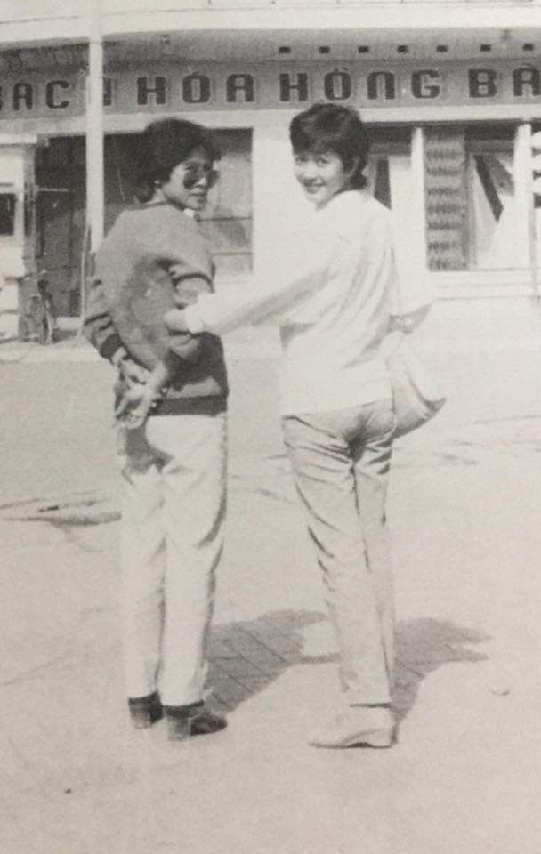 Loạt ảnh thời trẻ của diễn viên hài Minh Vượng: Vóc dáng mảnh mai, ăn mặc sexy - Ảnh 10.