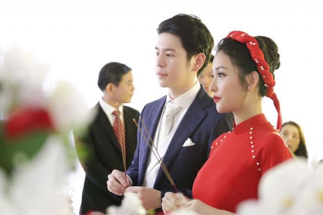 Mai Hồ tiết lộ về chuyện tình với chồng điển trai: Vì chỉn chu và chưng diện nên đã hoài nghi về giới tính - Ảnh 1.