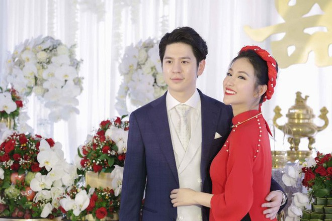 Mai Hồ tiết lộ về chuyện tình với chồng điển trai: Vì chỉn chu và chưng diện nên đã hoài nghi về giới tính - Ảnh 2.