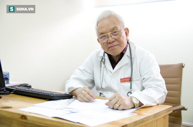 Chuyên gia tim mạch đầu ngành cảnh báo 2 dấu hiệu sớm nhất của suy tim - Ảnh 1.