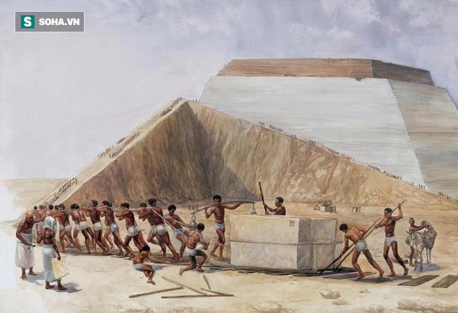 Qua hàng nghìn năm, đây là những sự thật không phải ai cũng biết về kim tự tháp Ai Cập - Ảnh 1.