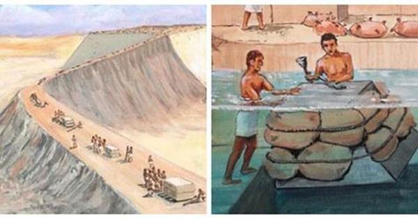 Qua hàng nghìn năm, đây là những sự thật không phải ai cũng biết về kim tự tháp Ai Cập - Ảnh 3.