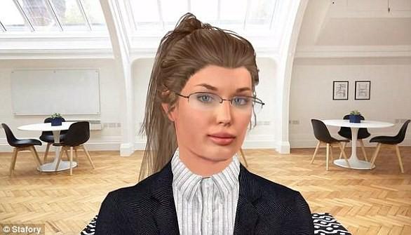 Nữ robot Vera: Đây sẽ là người nhận trách nhiệm tuyển dụng ứng cử viên xin việc! - Ảnh 2.