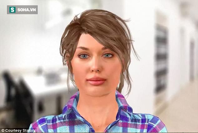 Nữ robot Vera: Đây sẽ là người nhận trách nhiệm tuyển dụng ứng cử viên xin việc! - Ảnh 3.