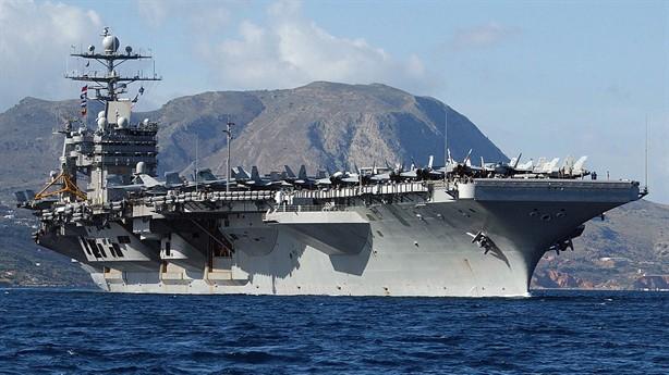 Cận cảnh những tàu sân bay cùng lớp với USS Carl Vinson sắp thăm Việt Nam - Ảnh 14.