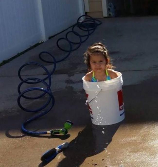 14 khoảnh khắc chứng tỏ trẻ con chính là liều thuốc giải trí hữu hiệu nhất cho cuộc sống - Ảnh 2.