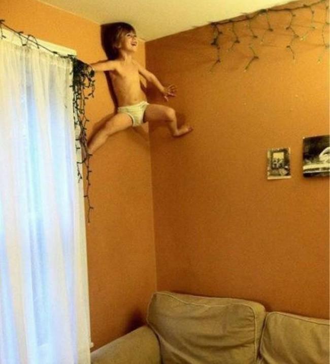 14 khoảnh khắc chứng tỏ trẻ con chính là liều thuốc giải trí hữu hiệu nhất cho cuộc sống - Ảnh 3.
