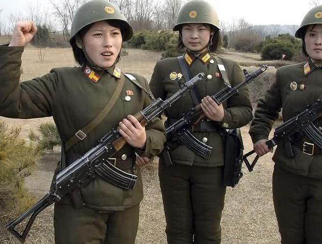 Súng bộ binh của Quân đội Triều Tiên: Những điều ngạc nhiên và ấn tượng - Ảnh 2.