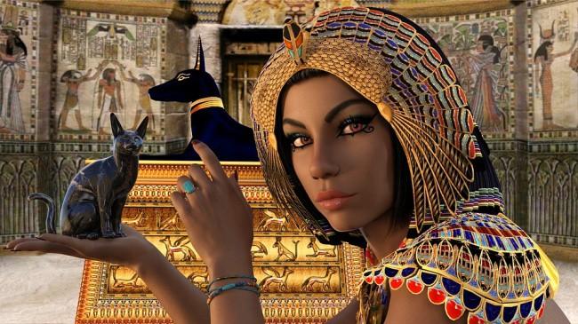 Từ Cleopatra đến Dương Quý Phi, đây là những mỹ nhân xinh đẹp bậc nhất trong lịch sử - Ảnh 1.