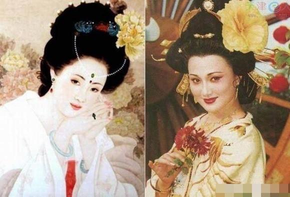Từ Cleopatra đến Dương Quý Phi, đây là những mỹ nhân xinh đẹp bậc nhất trong lịch sử - Ảnh 12.