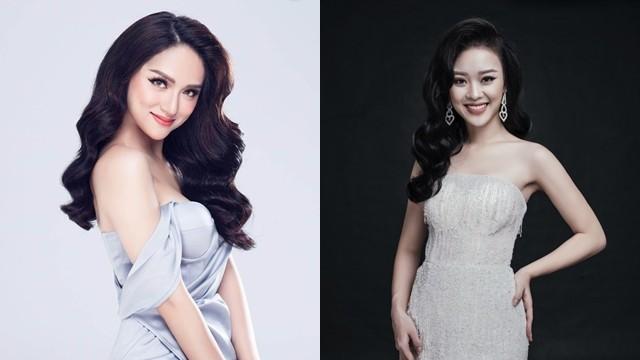 Người đẹp Hoàng Hải Thu ủng hộ Hương Giang nhưng đoán Thái Lan đăng quang hoa hậu - Ảnh 1.
