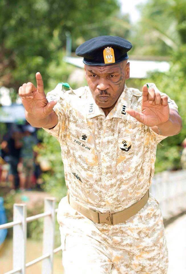 Phim của Trần Bảo Sơn, Mike Tyson được quảng bá tại nhiều nước châu Á - Ảnh 2.