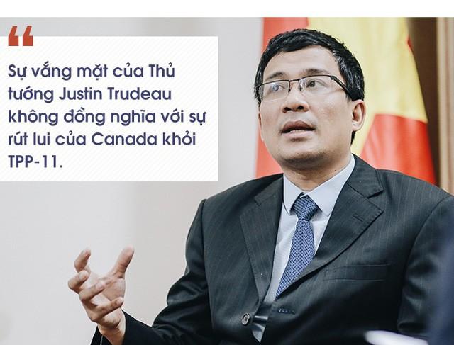 Người trong cuộc tiết lộ cuộc đàm phán thâu đêm cứu TPP tại Đà Nẵng - Ảnh 2.