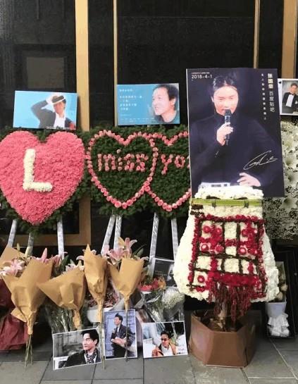Kỷ niệm 15 năm ngày mất của Trương Quốc Vinh, người hâm mộ đặt cả rừng hoa trước nơi anh tự vẫn - Ảnh 5.