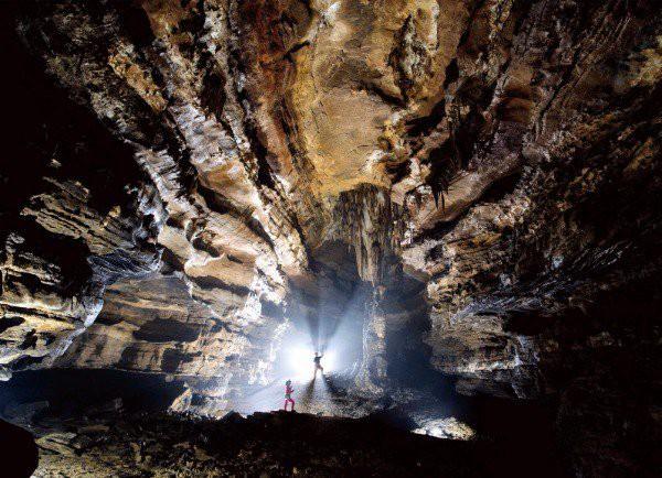 Vào hang động dài nhất châu Á, phát hiện nhiều sinh vật kỳ dị và cảnh tượng kỳ ảo - Ảnh 3.