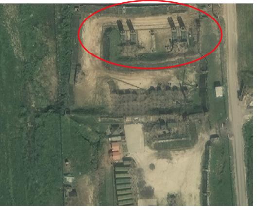 """Hé lộ chứng cứ Nga triển khai các lá chắn """"khủng"""" nhất tới bờ biển Syria - Ảnh 1."""
