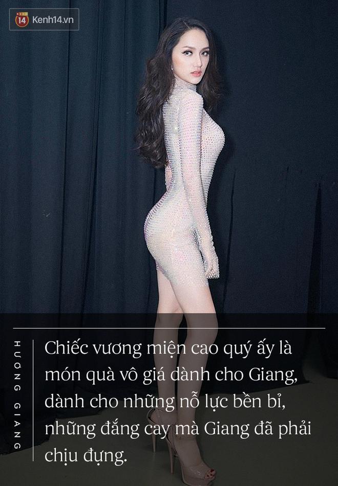 Hoa hậu Hương Giang: Sau ánh hào quang là quãng đường đầy chông gai để khẳng định bản thân - Ảnh 5.