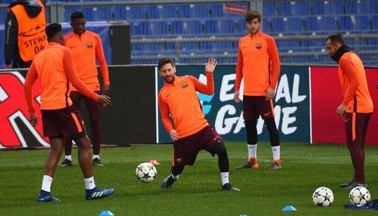 HLV Roma vẫn tin vào phép mầu trước Barcelona - Ảnh 5.