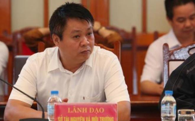 Ông Hồ Đức Hợp làm Giám đốc Sở Tài nguyên - Môi trường Yên Bái - Ảnh 2.