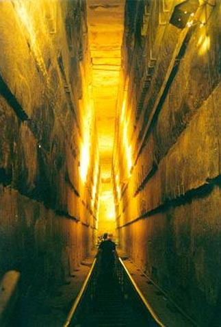 Bí mật Đại kim tự tháp Giza của Ai Cập sau 150 năm đã hé lộ? - Ảnh 9.