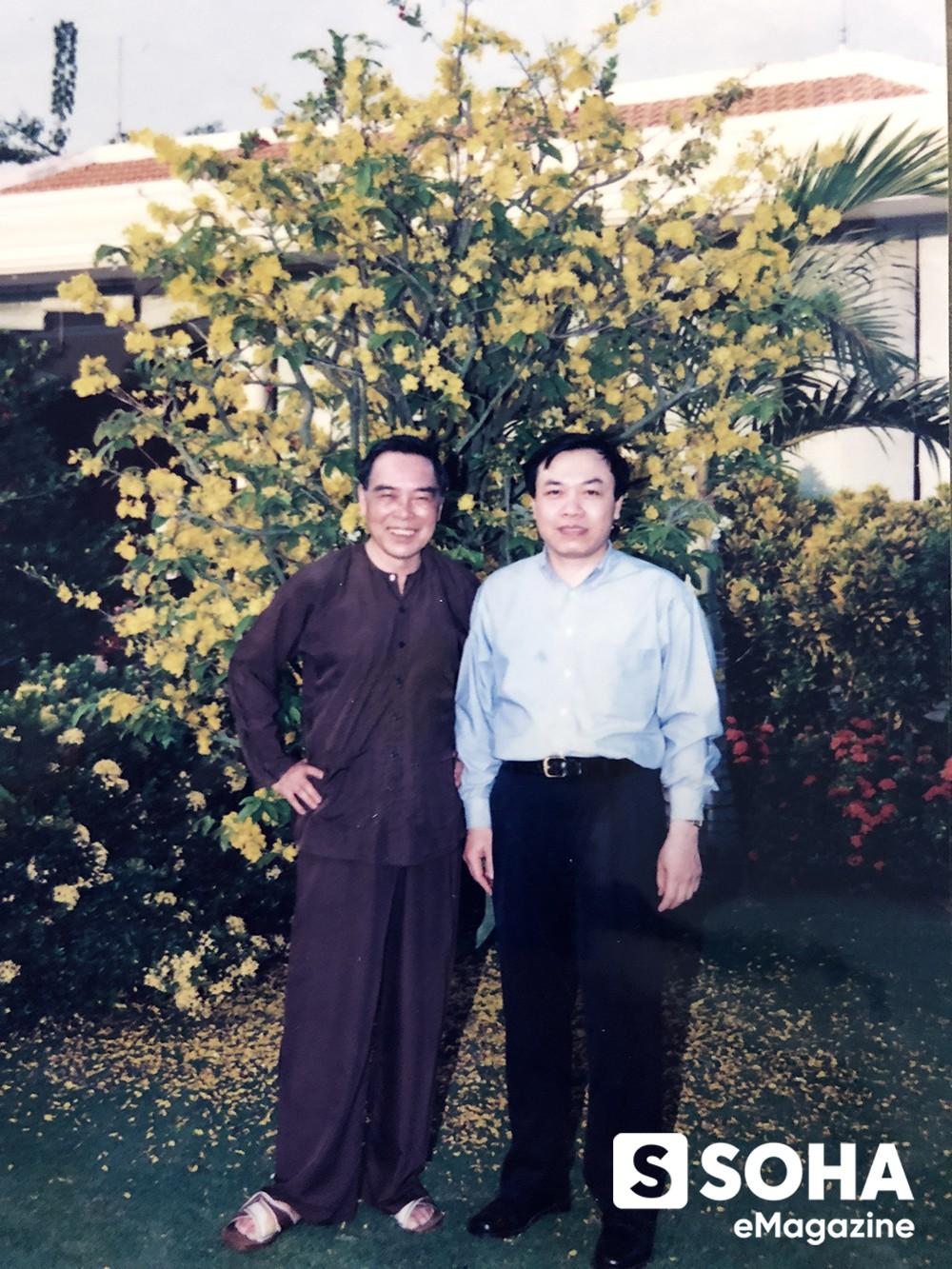 Chuyện bên lề lễ Quốc tang nguyên Thủ tướng Phan Văn Khải - Ảnh 7.