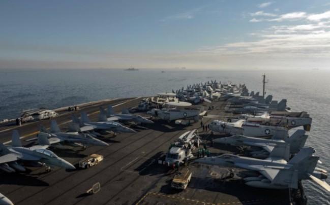 Trung Quốc 'gửi thông điệp' đến Mỹ bằng cuộc tập trận thứ hai trên Biển Đông - Ảnh 1.