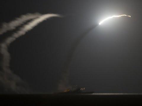 Đêm cuối tuần căng thẳng, Tomahawk chờ lệnh: Syria nín thở trước bão lớn? - Ảnh 1.