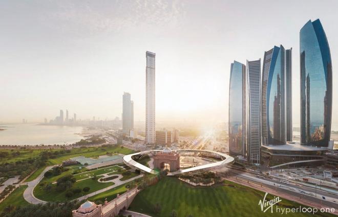 Chiêm ngưỡng bản phác thảo của hệ thống Hyperloop tại Ả-rập Xê-út, có thể sẽ rút ngắn thời gian di chuyển từ vài tiếng đồng hồ xuống còn vài phút - Ảnh 6.