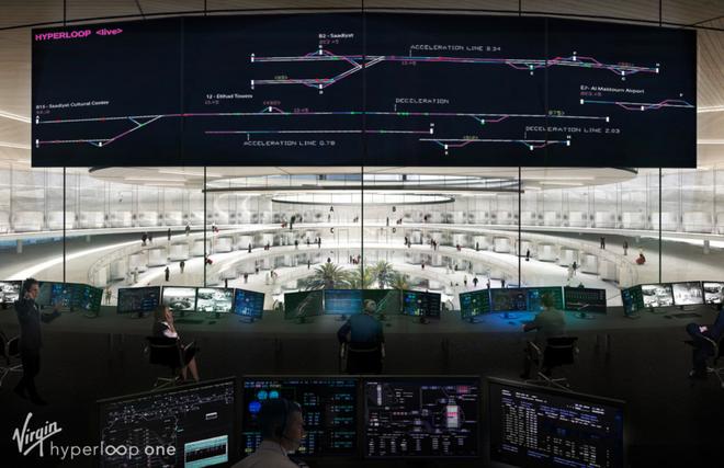 Chiêm ngưỡng bản phác thảo của hệ thống Hyperloop tại Ả-rập Xê-út, có thể sẽ rút ngắn thời gian di chuyển từ vài tiếng đồng hồ xuống còn vài phút - Ảnh 7.