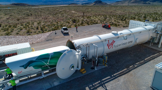 Chiêm ngưỡng bản phác thảo của hệ thống Hyperloop tại Ả-rập Xê-út, có thể sẽ rút ngắn thời gian di chuyển từ vài tiếng đồng hồ xuống còn vài phút - Ảnh 10.