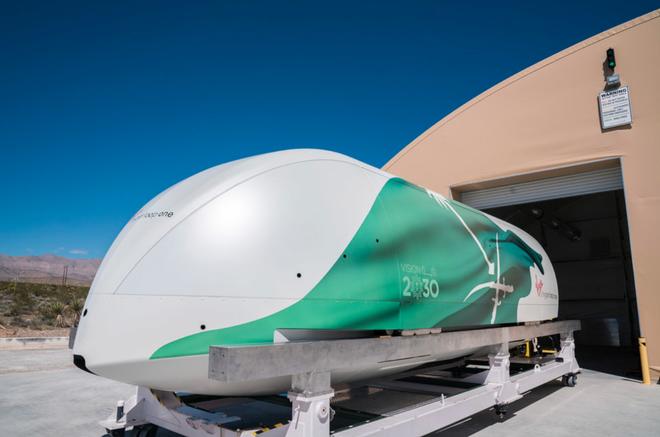 Chiêm ngưỡng bản phác thảo của hệ thống Hyperloop tại Ả-rập Xê-út, có thể sẽ rút ngắn thời gian di chuyển từ vài tiếng đồng hồ xuống còn vài phút - Ảnh 11.