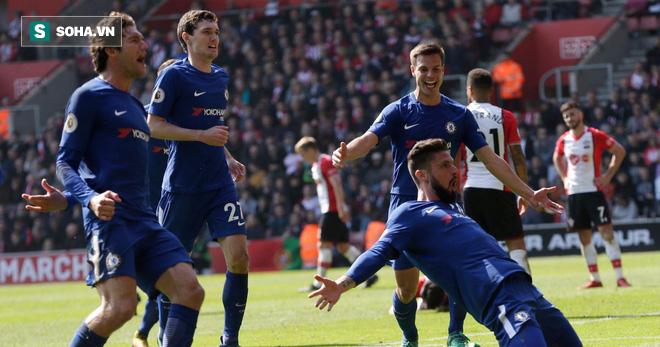 Không phải Morata, Giroud mới là người cứu rỗi mùa giải của Chelsea - Ảnh 1.