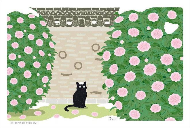 Cuộc đời của một chú mèo: Bộ tranh sẽ cho bạn biết khi rảnh lũ boss thường đi đâu, làm gì - Ảnh 13.