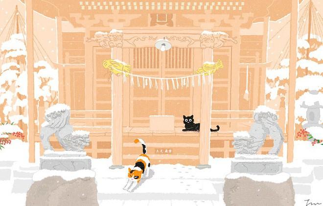 Cuộc đời của một chú mèo: Bộ tranh sẽ cho bạn biết khi rảnh lũ boss thường đi đâu, làm gì - Ảnh 15.