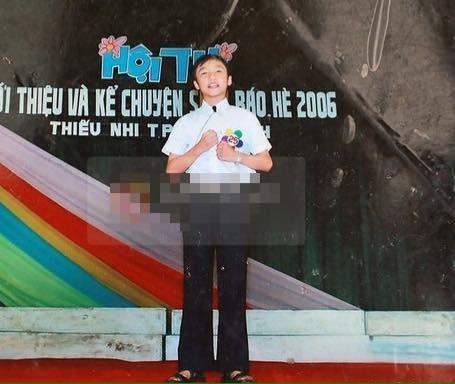 Thần thái sao Việt thuở nhỏ gây sốt MXH trong ngày thứ Hai: Bạn nhận ra được bao người? - Ảnh 1.