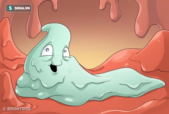 Nhìn nước mũi đoán bệnh: Nếu các mẹ để ý có thể biết bệnh của con  - Ảnh 1.