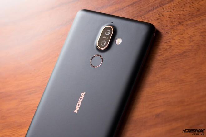 Trên tay Nokia 7 Plus tại VN: Snapdragon 660, Android One mượt mà, camera kép Zeiss, giá khoảng 9-10 triệu đồng - Ảnh 16.