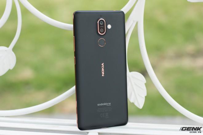 Trên tay Nokia 7 Plus tại VN: Snapdragon 660, Android One mượt mà, camera kép Zeiss, giá khoảng 9-10 triệu đồng - Ảnh 4.