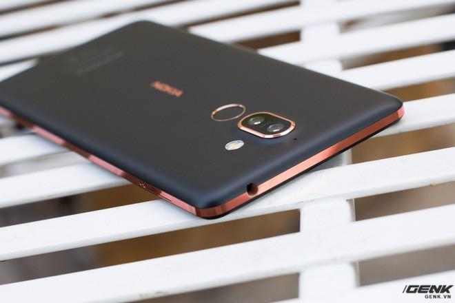 Trên tay Nokia 7 Plus tại VN: Snapdragon 660, Android One mượt mà, camera kép Zeiss, giá khoảng 9-10 triệu đồng - Ảnh 5.