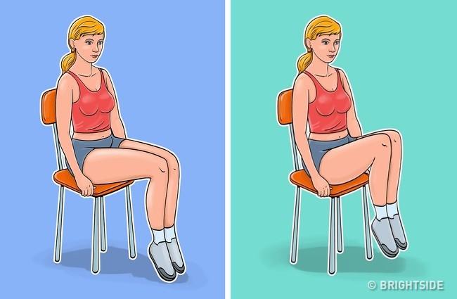 7 động tác loại bỏ mỡ bụng, thon gọn vòng 2 siêu tốc: Ai ngồi nhiều nhất định nên tập! - Ảnh 7.