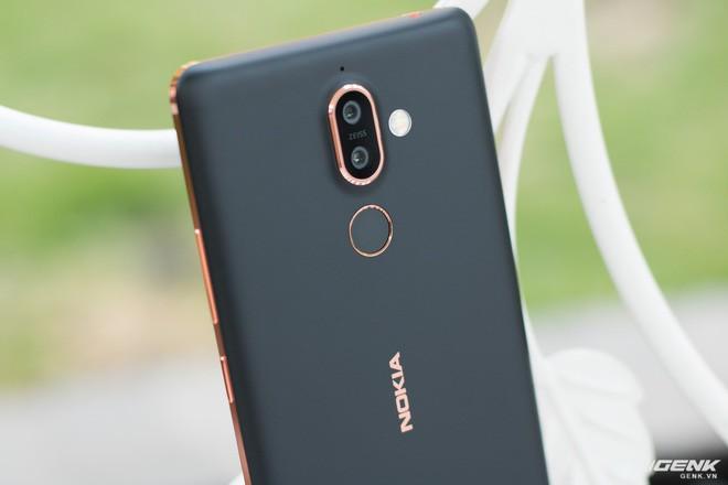 Trên tay Nokia 7 Plus tại VN: Snapdragon 660, Android One mượt mà, camera kép Zeiss, giá khoảng 9-10 triệu đồng - Ảnh 9.